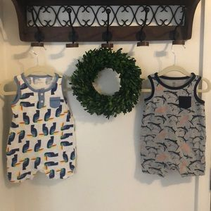 Baby Gap 6-12 Month Cute Summer Outfits